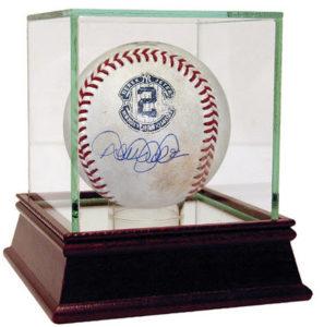 Derek-Jeter-autographed-Yankees-game-used-baseball