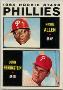 Richie Allen rookie card