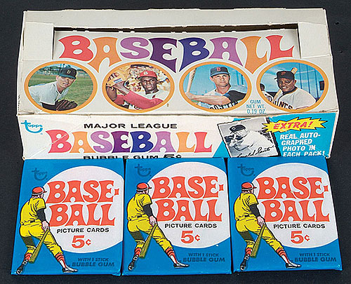 1969 Topps Baseball Cards: A White-Letter Day for Collectors
