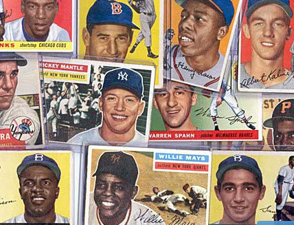 Where to Sell Your Vintage Sports Cards