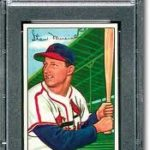 1952 Bowman Baseball Set Stands on its Own