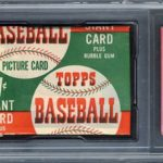 1952 Topps Baseball Set is Card Collecting Legend