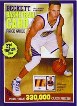 Basketball Card Price Gude