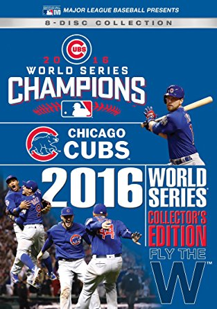 2016 World Series DVD 8 disc set