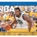 2017-18 NBA Hoops Kicks off Basketball Card Season