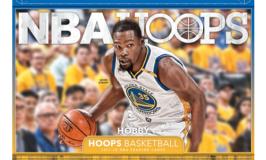 2017-18 NBA Hoops Kicks off Basketball Card Season